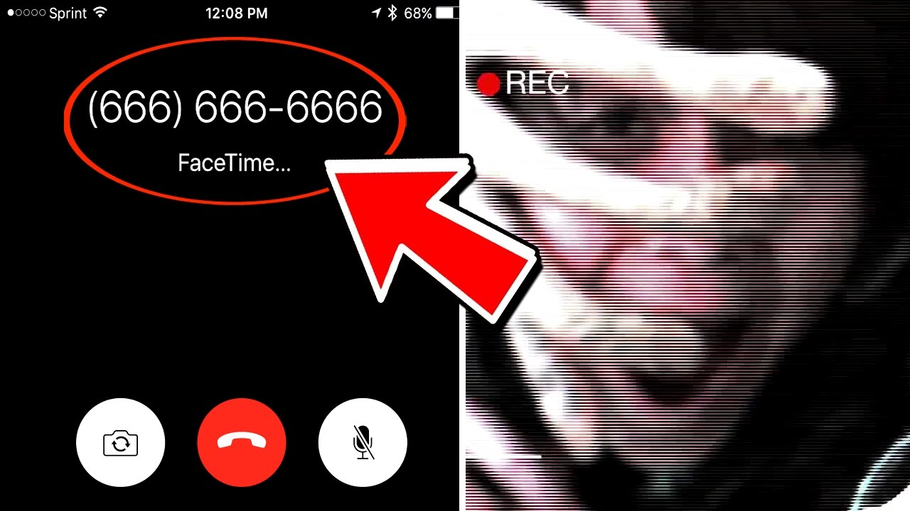 What Happens When You Facetime 666 666 666 Cursed Phone