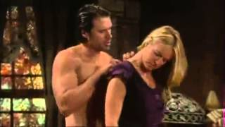 Y&R Nick & Sharon Hot Love Scene