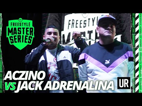 ACZINO VS JACK ADRENALINA | FMS MEXICO FINAL | Temporada 2019