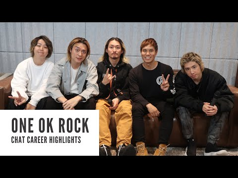 ONE OK ROCK Chat About Their Crazy Career And The Japanese Music Industry.
