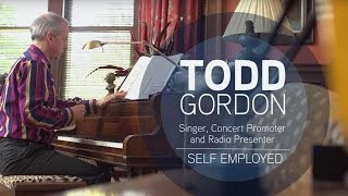Why use a Chartered Accountant -- Todd Gordon Self Employed Musician