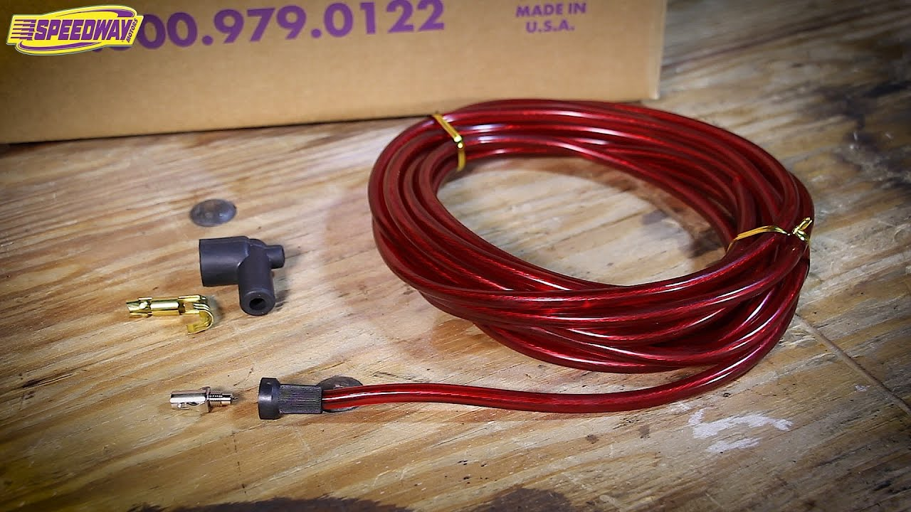 speedway tech talk rajah wires for your flathead [ 1280 x 720 Pixel ]