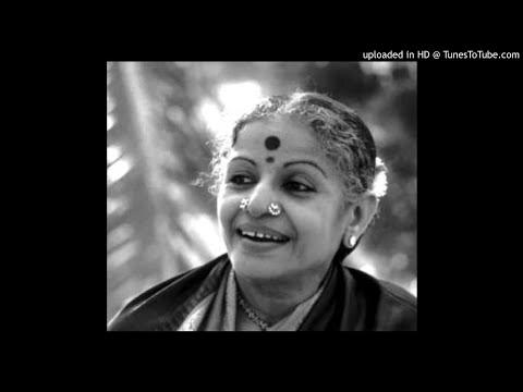 MS Subbulakshmi-Hari Tum Haro-Darbarikanada