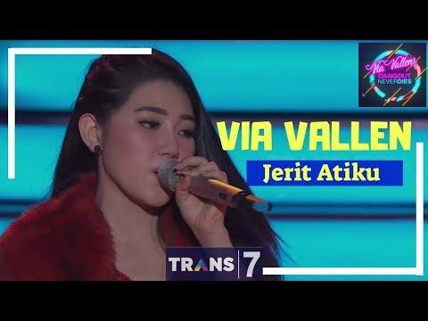 JERIT ATIKU - VIA VALLEN   ['VIA VALLEN' DANGDUT NEVER DIES (01/05/18)]