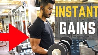 7 Gym hacks For INSTANT Gains | Boost Your Athletic Performance!