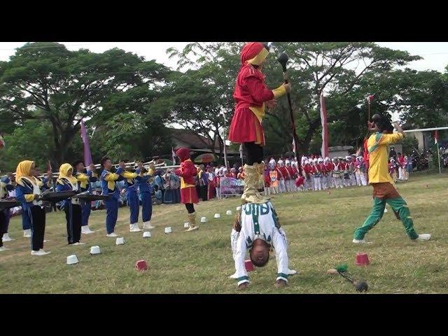 VIRAL  !!! DESPACITO Versi marching band  SMK AL-FALAH Mayoret Full ATRAKSI