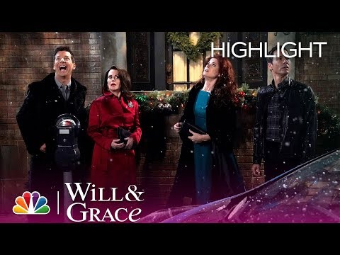 Will & Grace - A Christmas Miracle (Episode Highlight)