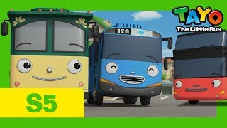 [31.02 MB] Tayo S5 EP18 l Lolly, the new city tour bus l Tayo the Little Bus