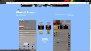 Download Minecraft Skin Generator Videos Dcyoutube - Skin minecraft erstellen deutsch