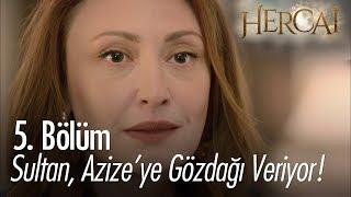 Sultan, Azize'ye Gözdağı veriyor! - Hercai 5. Bölüm