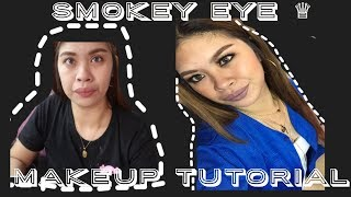 SiMPLE SMOKEY EYE' NA PAKNAPAK | DESLY P.