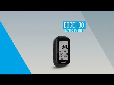 Edge 130: Getting Started