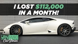 My Bitcoin Lamborghini is costing me $4k per day to own!