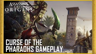 Assassin's Creed Origins: Curse of the Pharaohs Gameplay and Details | UbiBlog | Ubisoft [NA]