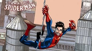 Amazing Spiderman - amazing motion comic!