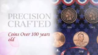 Turn of the Centuries Penny Collection -  americancointreasures.com