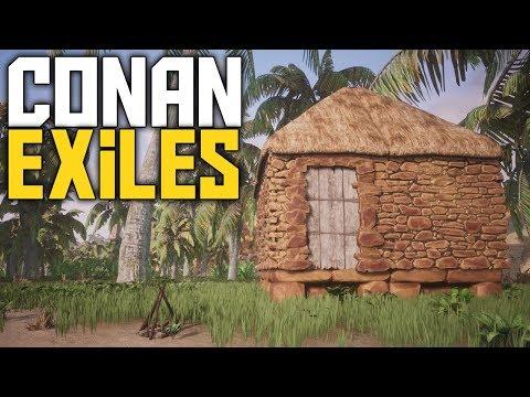 Conan Exiles Season 2 - Major Updates! - Ep 01 - Conan Exiles Gameplay