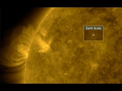 Sunspots Appearing Fast, Major Storm Outlooks | S0 News May.23.2018