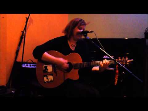 Jessi Robertson Born Under Live The Path Cafe NYC October 18 2014