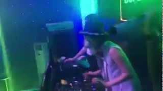 DJ TRANG MOON - MONACO CLUB 12/6/2015