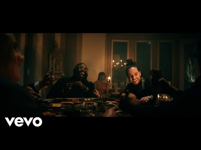Russ - GUESS WHAT (Official Video) ft. Rick Ross