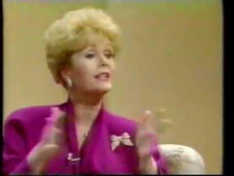 Debbie Reynolds on Wogan 80's