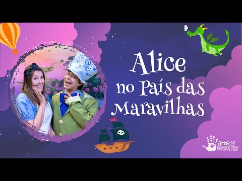 Alice no País das Maravilhas - Tá na hora do Teatro from YouTube · Duration:  16 minutes 53 seconds