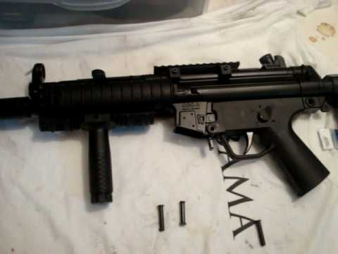 GSG-5 HK Pushpin upgrade - a How-to Guide