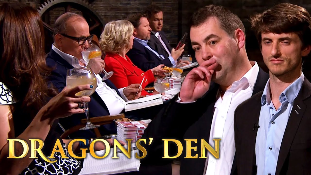 Four Dragons In Fierce Competition Over Craft Club's Flawless Pitch | Dragons' Den