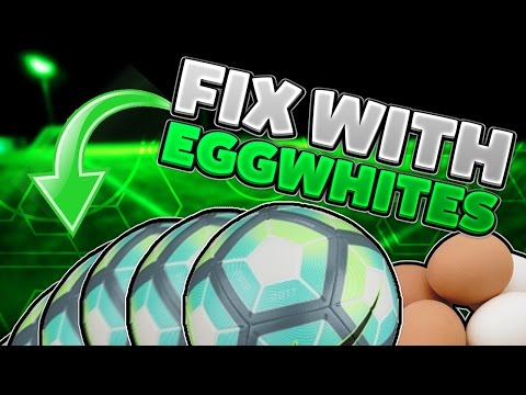How To FIX A Punctured/Broken Ball | W/Eggwhites
