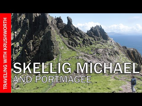 Skellig Michael Island | Star Wars: The Last Jedi film location; Ireland attractions travel guide