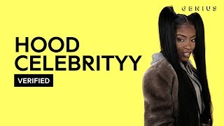 "HoodCelebrityy ""Walking Trophy"" Official Lyrics & Meaning 