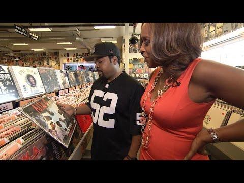Ice Cube on hip hop group's name, N.W.A