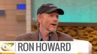 Hollywood Legend Ron Howard Reminisces on His Past