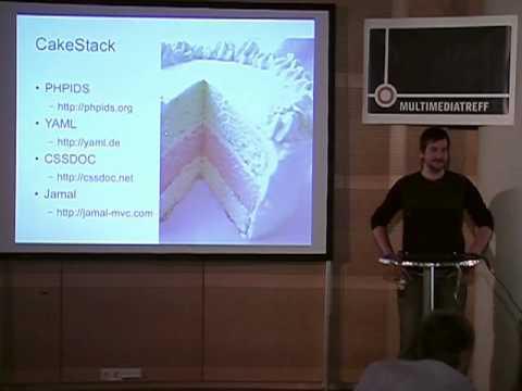 Einstieg in Cake PHP - Timo Derstappen beim MMT 23