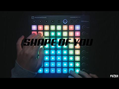 SHAPE OF YOU - ED SHEERAN (bvd Kult Remix) - [LAUNCHPAD MK2 COVER]