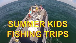 Jacksonville Fishing; 2 Hour Kids Trips with Capt Dave