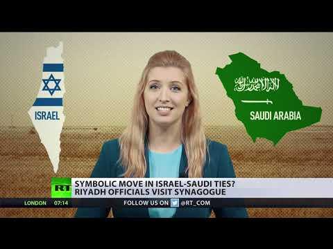 Keeping Enemies Close: Saudi officials visit synagogue, media perceive 'nod' to Israel