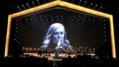 ADELE - One and only - live in Zürich, 17.05.2016