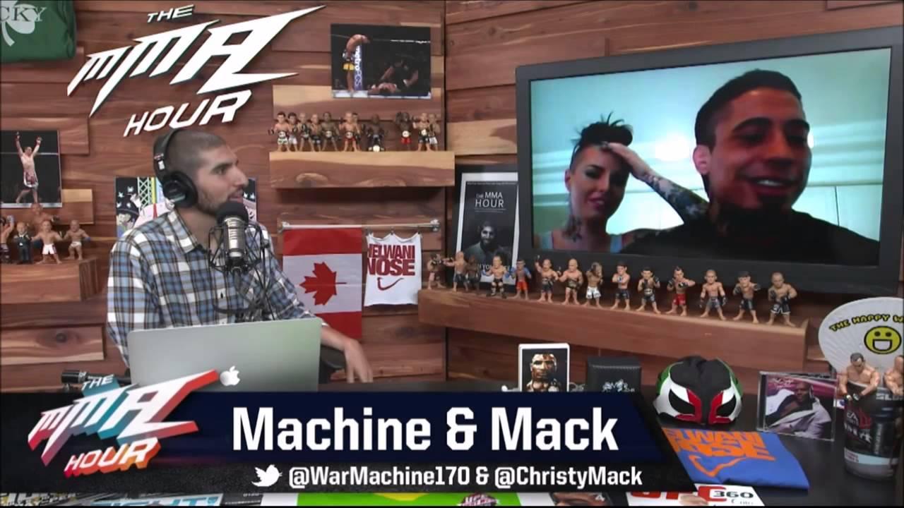 Christy mack interview