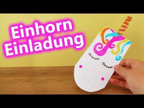 Die Perfekte Einhorn Geburtstagsparty Für Kinder Planung