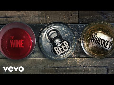 Little Big Town - Wine, Beer, Whiskey (Lyric Video)