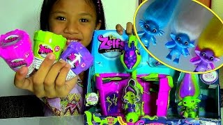 The Zelfs Venus Flytrap Spin Salon Playset Zelfs Surprise Toys - Zelfs Toys Collection
