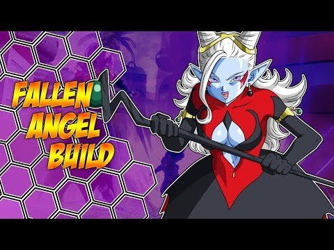 Fallen Angel Build [Female Earthling Pressure] Dragon Ball Xenoverse 2
