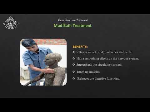 Mud Bath Treatment - Mahishi Yoga & Naturopathy Hospital, Dharwad