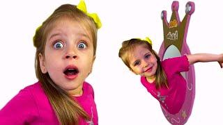 Даша и папа - весёлая история для детей про двойняшек