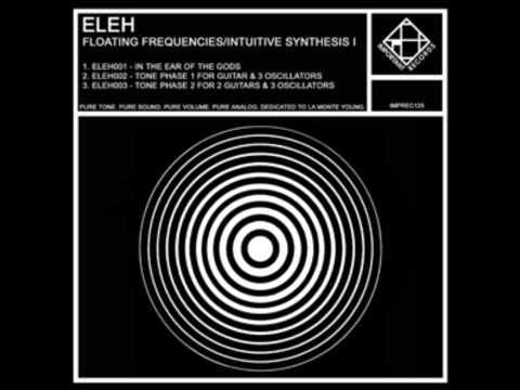Eleh - In The Ear Of The Gods