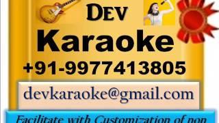 Aye mere watan ke logon KARAOKE Original Lata Mangeshkar