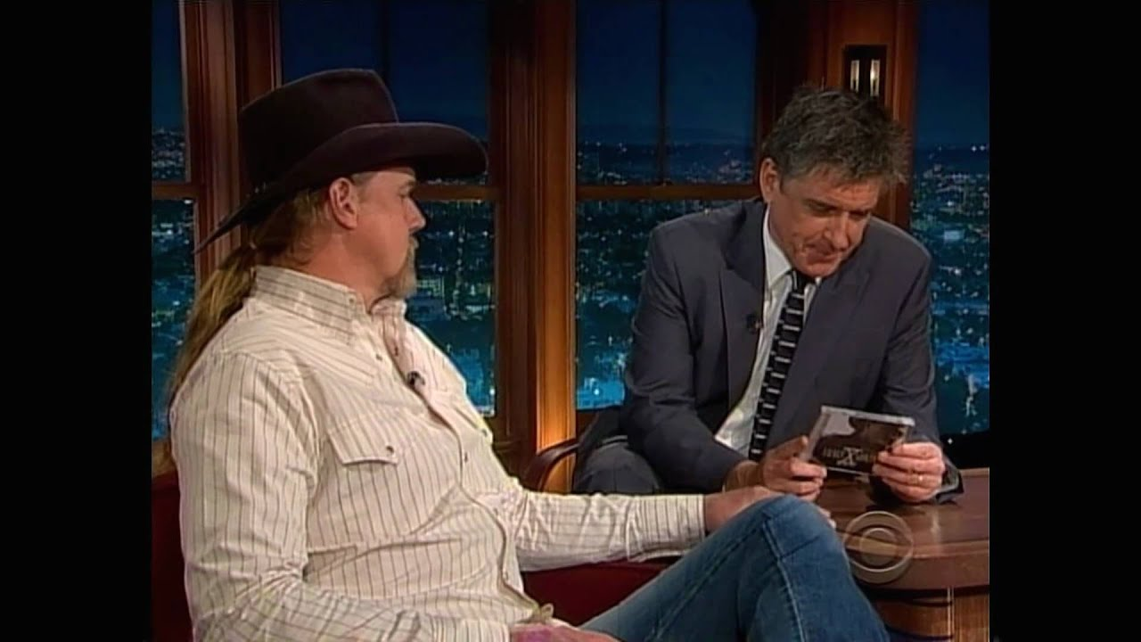 Craig Ferguson Talks Porn With Trace Adkins 2009