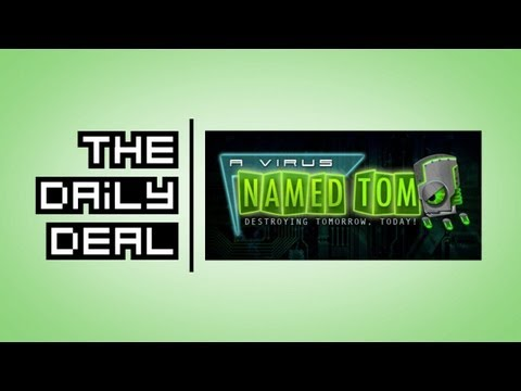 The Daily Deal - A Virus Named Tom - The Daily Deal